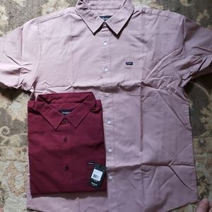 Selling X2 Extra Large,  Charter Oxford shirts